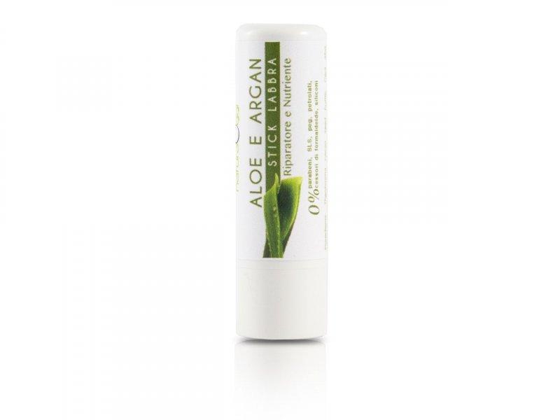 Stick Labbra Biologico con Aloe Vera e Olio Argan -2