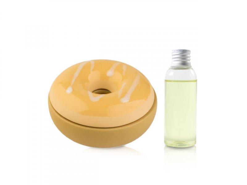 Natura OggiDiffusore Ambiente Donuts Giallo 50 Ml