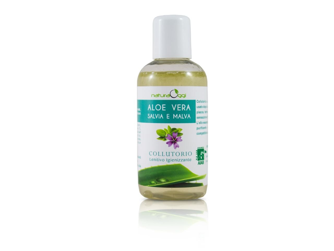 Colluttorio Biologico Aloe Salvia E Malva -1