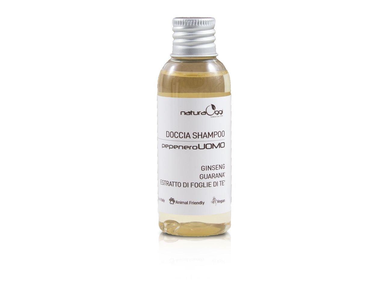 Minitaglia Doccia Shampoo Uomo - v1