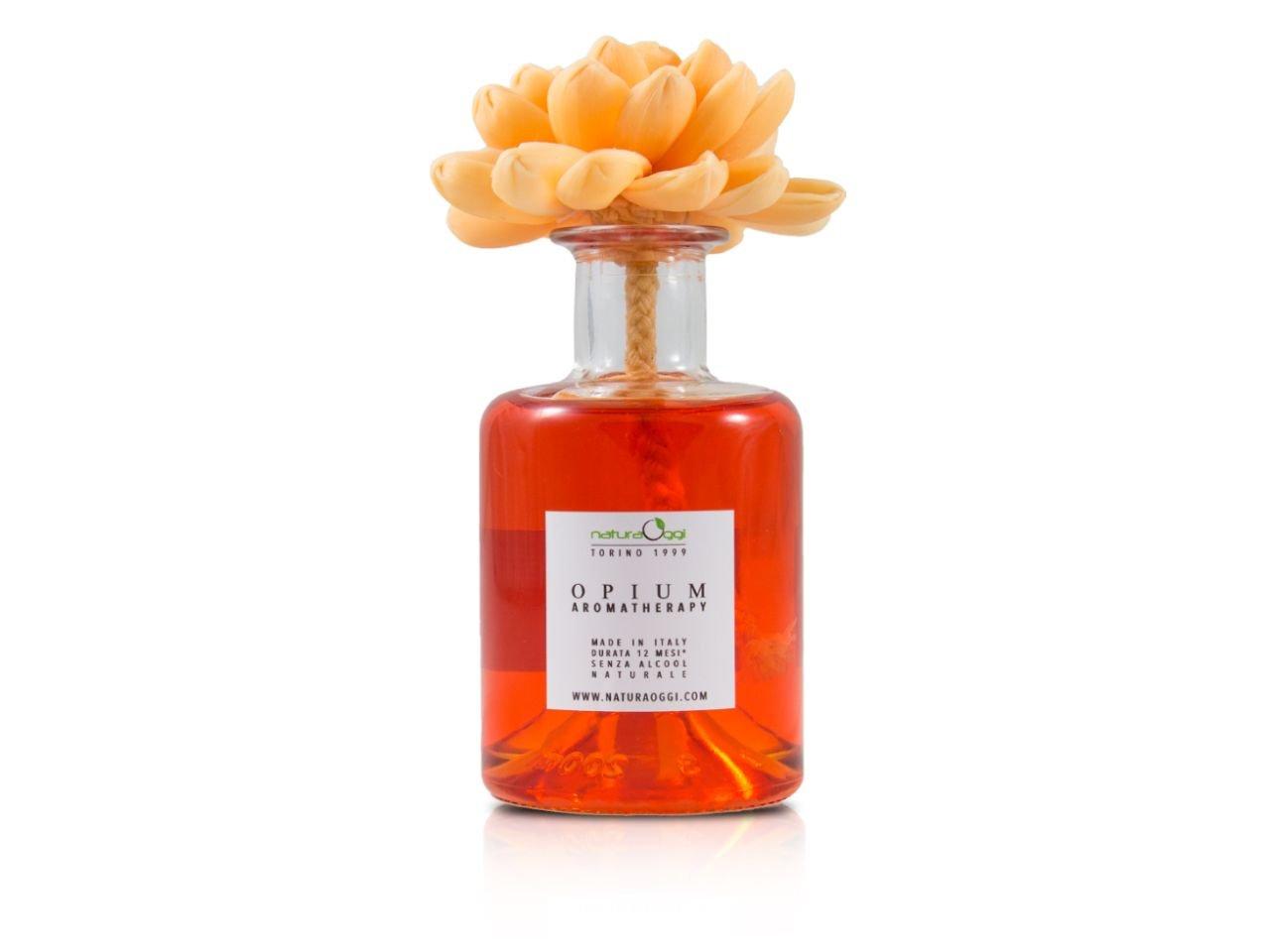 Diffusore con Fiore 180 ml Opium -1