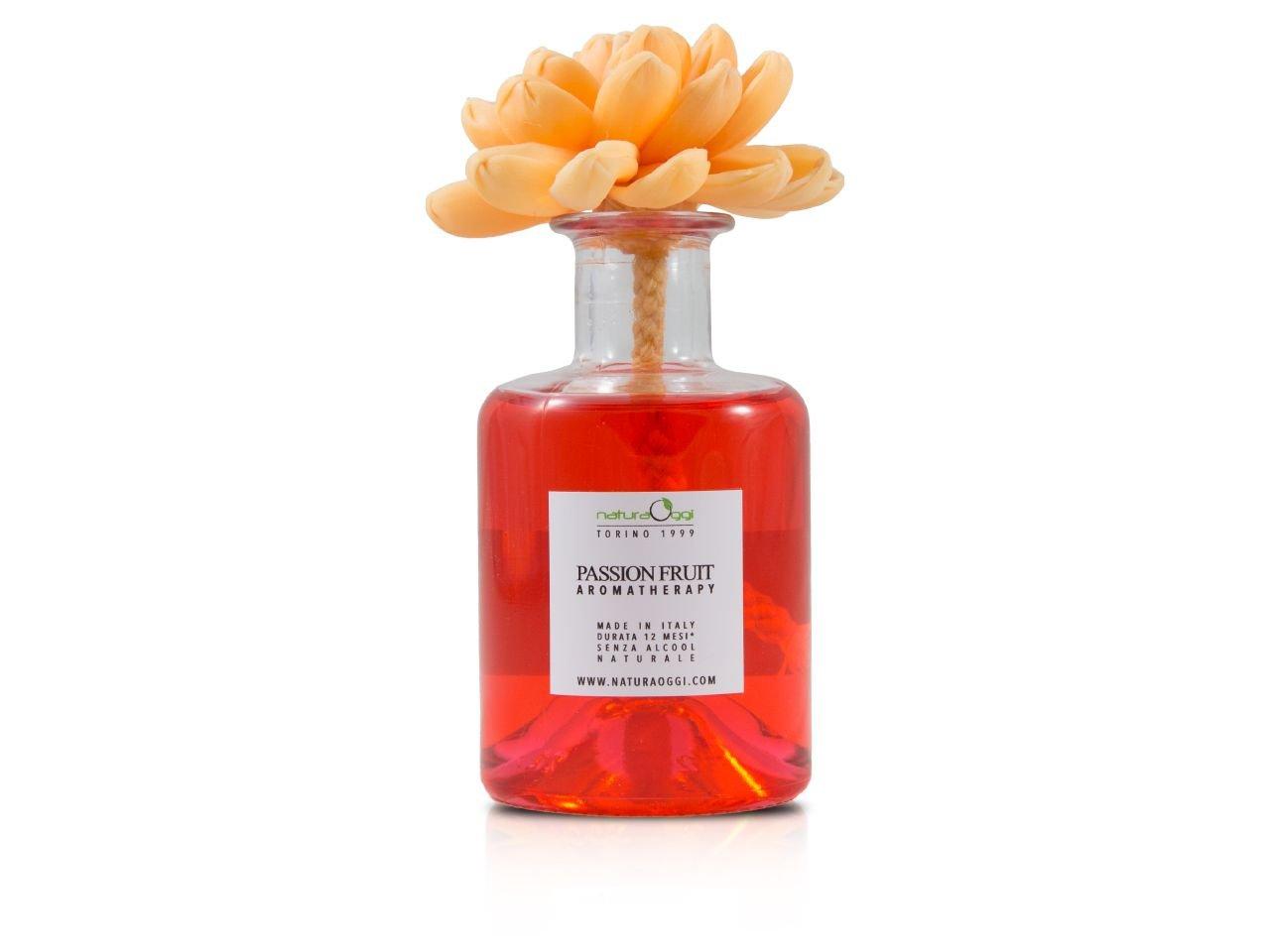 Diffusore con Fiore 180 ml Passion Fruit -1
