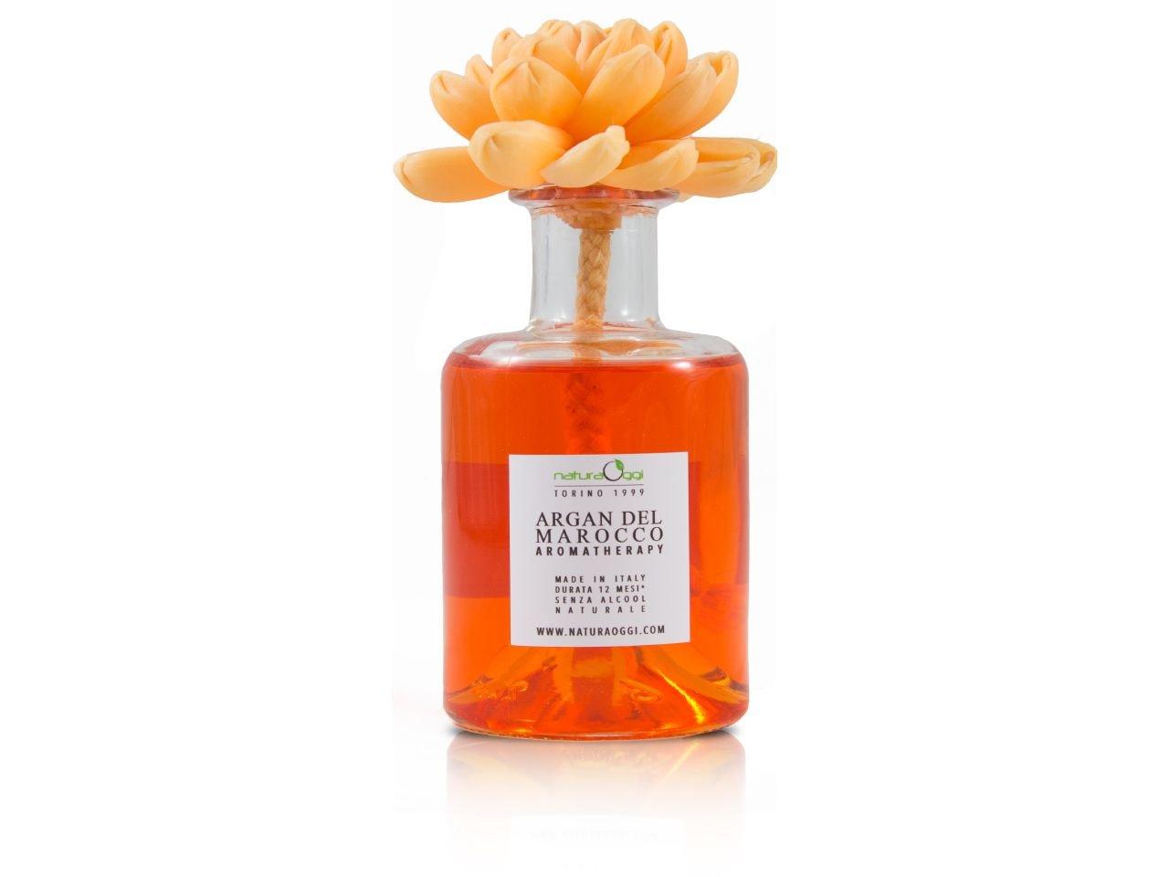 Diffusore con Fiore 180 ml Argan Del Marocco - v1