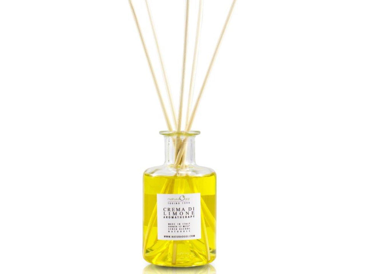 Diffusore Ambiente 180 ml Crema Di Limone -1