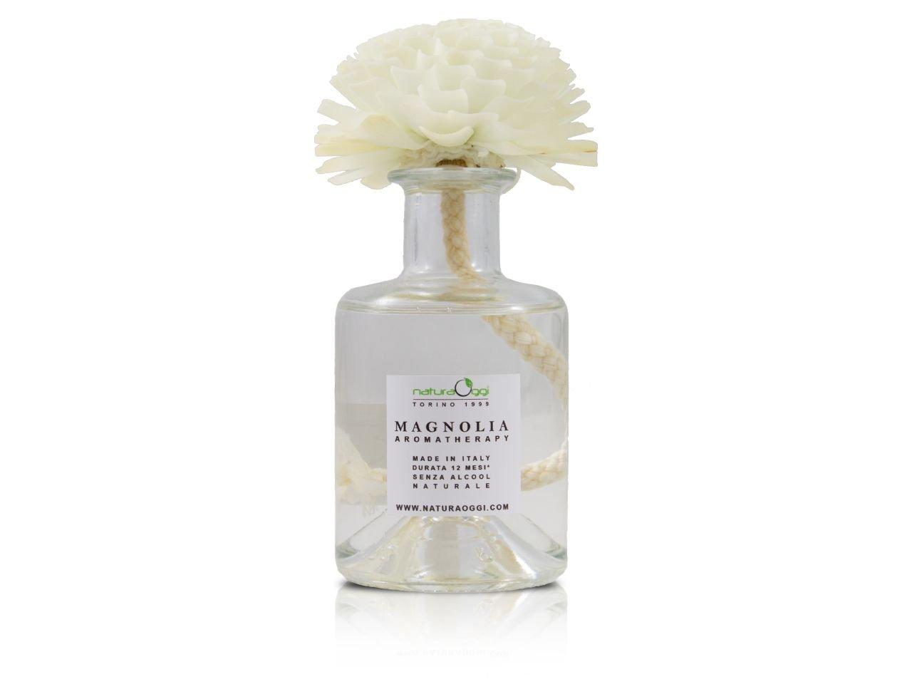 Diffusore con Fiore 180 ml Magnolia -1