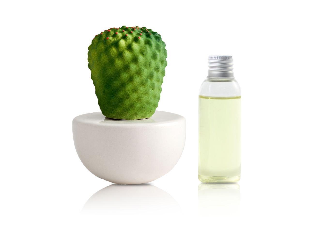 Diffusore Ambiente Cactus Piccolo White 50 Ml CA001 - v1