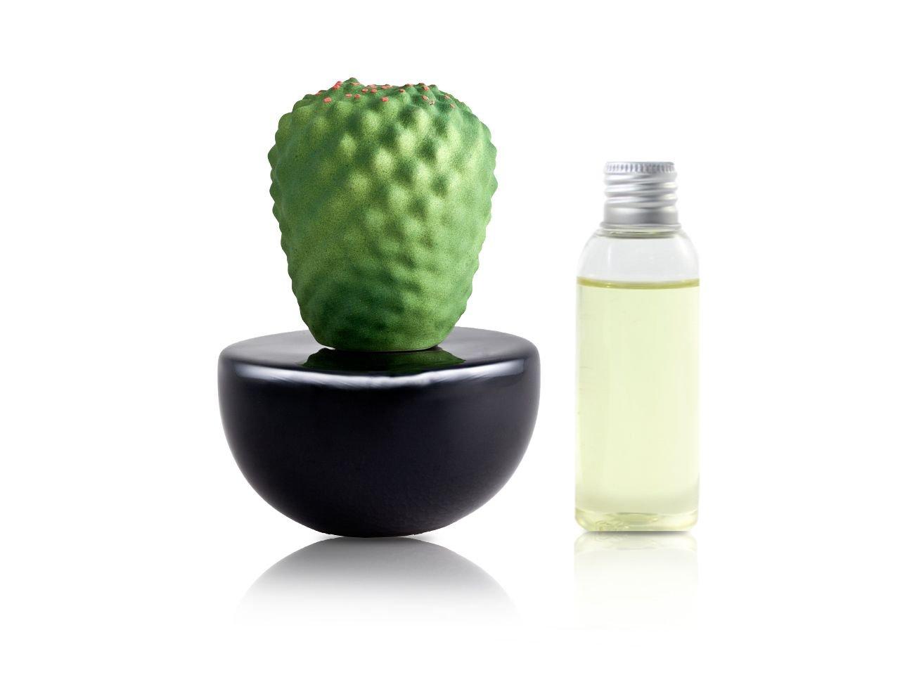 Diffusore Ambiente Cactus Piccolo Black 50 Ml CA002 - v1