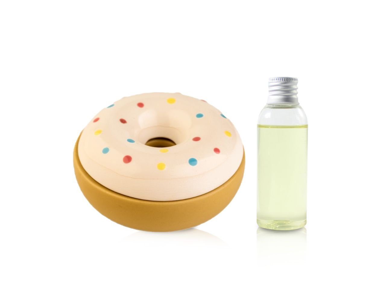 Diffusore Ambiente Donuts Bianco 50 Ml - v1