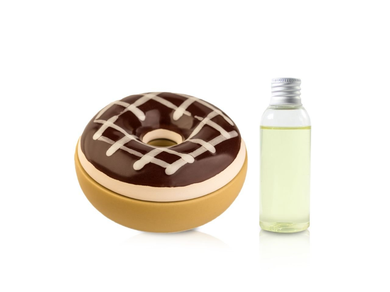 Diffusore Ambiente Donuts Marrone 50 Ml - v1